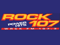 WRCK Logo from the late 1980s to early 1990s
