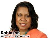 Jackie Robinson. Photo: CNYCentral.com